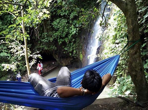 Destinasi Wisata Pemandian Alam Air Terjun Batu Putu Lampung