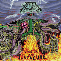 "Xoth - ""Invasion of the Tentacube"""