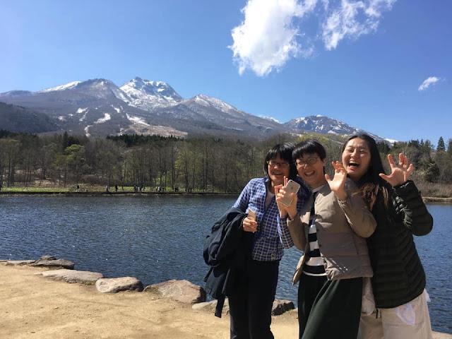 妙高山の写真