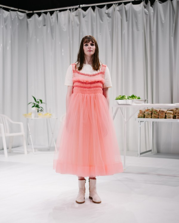 Molly Goddard Spring 2016 Ready-to-Wear Collection