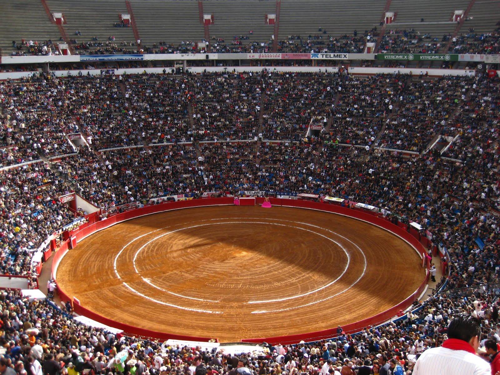 mexico citys bullring celebrates - HD1600×1200