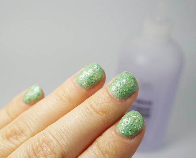 Essie - Leave no Trace (Glitter-Nagellack-Entferner)