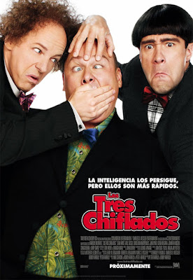 The Three Stooges 2012 DVDR NTSC Latino