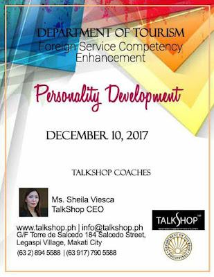 Personality Development Training Reviews