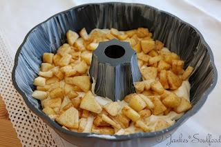 Teig für Apfelkuchen