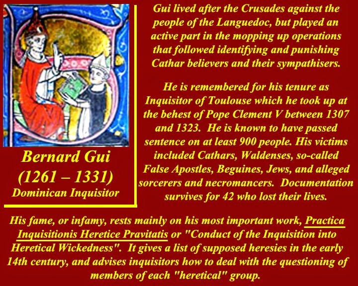 TradCatKnight: THE HOLY INQUISITION: MYTH OR REALITY