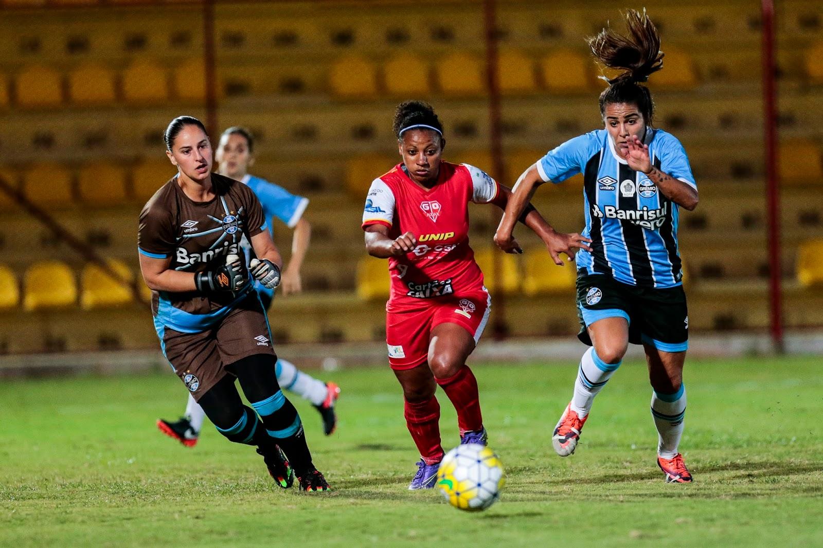 AUDAX SUPERA O GRÊMIO NO ÚLTIMO MINUTO - Futebol Feminino do Brasil 60239de9c5de8