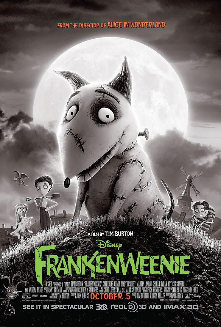 Watch Frankenweenie (2012) Full Movie Online Free No Download