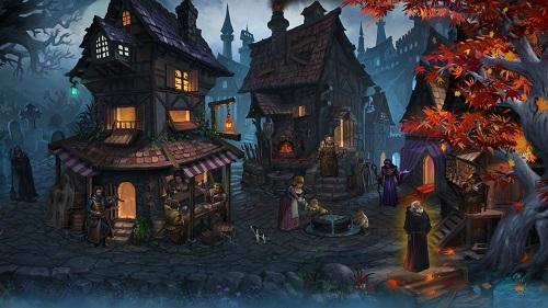 Dark Quest 2 Story