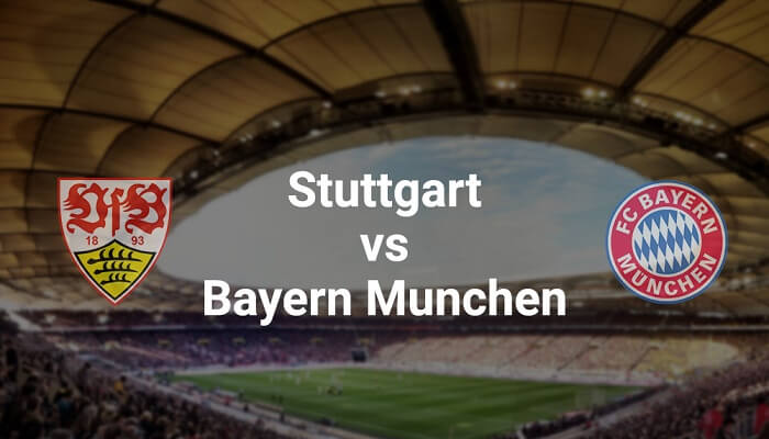 Ver VfB Stuttgart vs Bayern Munich EN VIVO