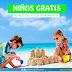 Niños gratis promoción en hoteles en la Isla de margarita