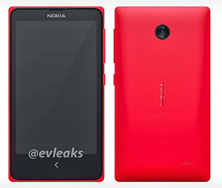 Nokia with Android!