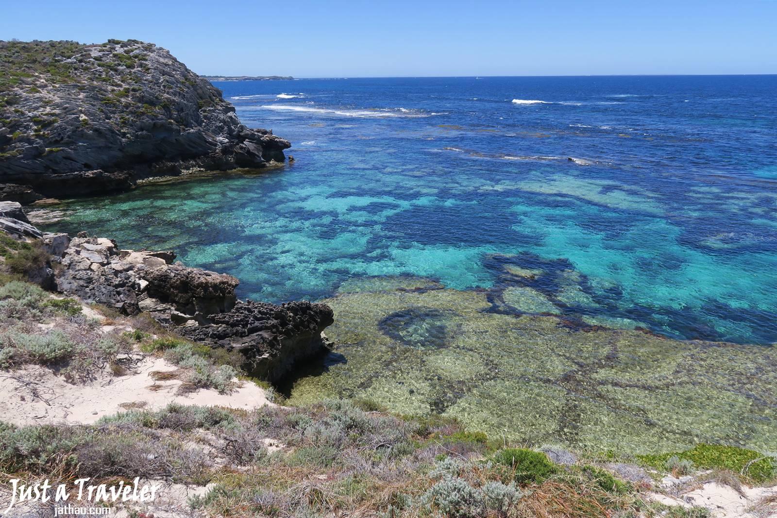 澳洲-西澳-伯斯-景點-羅特尼斯島-Rottnest Island-浮潛-海灘-推薦-自由行-交通-旅遊-遊記-攻略-行程-一日遊-二日遊-必玩-必遊-Perth