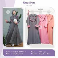 Busana Muslim Kirey Dress