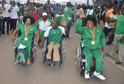 President Buhari congratulates Paralympic team for outstanding performance in Rio