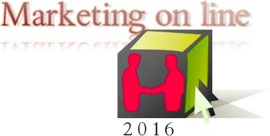 El [Marketing on line 2016] viene acompañado de el modelo de posicionamiento por medio de los teléfonos móviles y el contenido bien indexado en Google de un servicio local