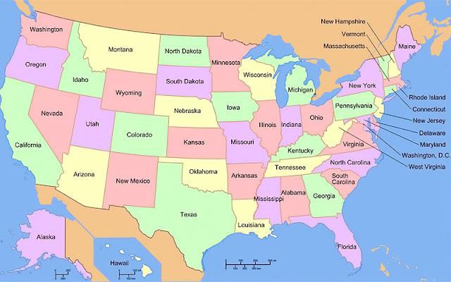 Amerika Eyaletler ABD