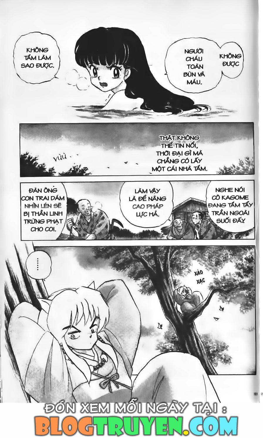 Inuyasha vol 01.6 trang 4