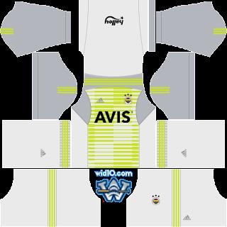 Fenerbahçe 2019 Dream League Soccer fts 18 forma logo url,dream league soccer kits, kit dream league soccer 2018 2019, Fb