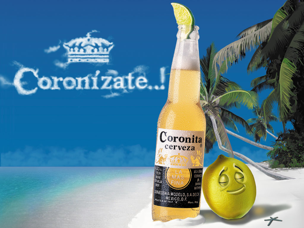 Corona Beach Wallpaper: Pictures Blog: Corona Beer Beach