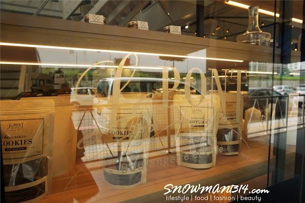 Le Pont Boulangerie at Cafe Sri Petaling
