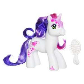 MLP Sweetie Belle Favorite Friends Wave 5 G3 Pony