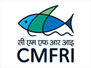 Central Marine Fisheries Research Institute, CMFRI, Kerala, 12th, Data Entry Operator, DEO, freejobalert, Sarkari Naukri, Latest Jobs, cmfri logo