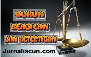 Hukum dan Keadilan Merupakan