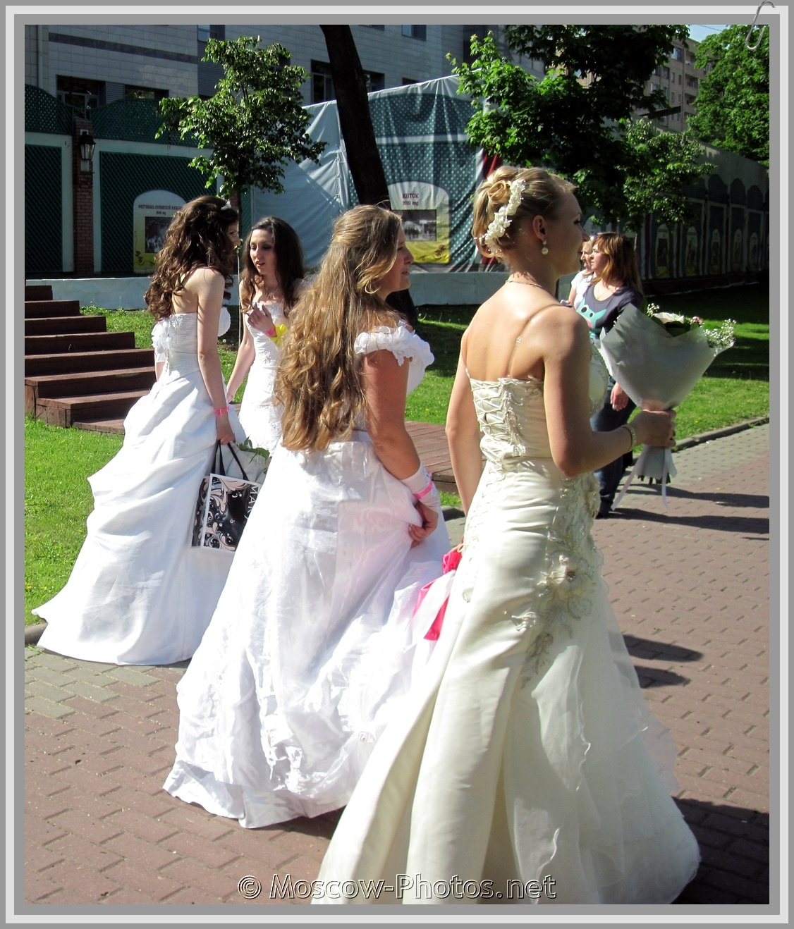 Too much of Russian Runaway Brides