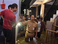 Anies Bersyukur Banjir Cepat Surut