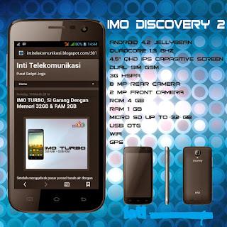 IMO Discovery II harga di bawah satu juta