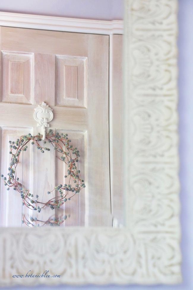 French Country style door hooks are great for both decorative and functional purposes
