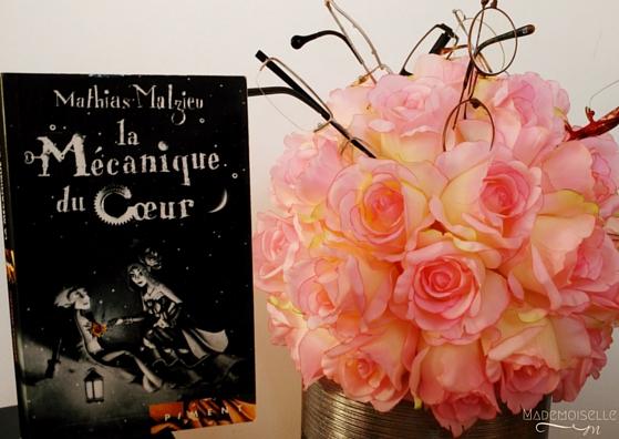 """Chronique lecture : """"La mécanique du coeur"""" de Mathias Malzieu"""