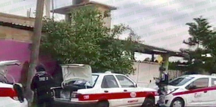 Grupo armado rafaguea a tres taxistas en Minatitlán, Veracruz y ejecuta a uno
