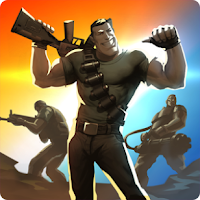 Screenshoot Game Guns Of Boom Apk Mod Terbaru: