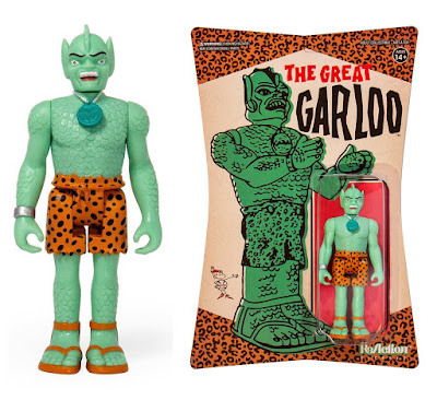 New York Comic Con 2018 Exclusive The Great Garloo ReAction Figure by Super7