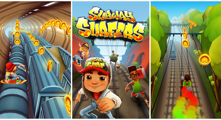 Free Download Subway Surfers Software Or Application Full