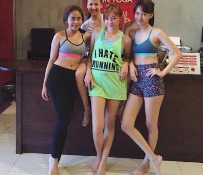 Hot: Seperti Ini Foto Seksi Marshanda Setelah Lepas Hijab Terbaru