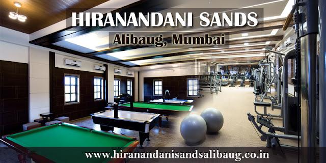 Hiranandani Sands Alibaug Mumbai