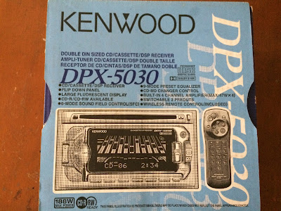 THE ORRONOCO AUDIO DIY: I Just Got New Old Stock Kenwwod DPX-5030