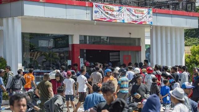Pengusaha Ritel Kecewa Sejumlah Minimarket di Palu Digratiskan