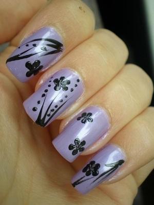 Super-Simple Fall Nail Art Ideas | Make Up Tips - Nail Art ...