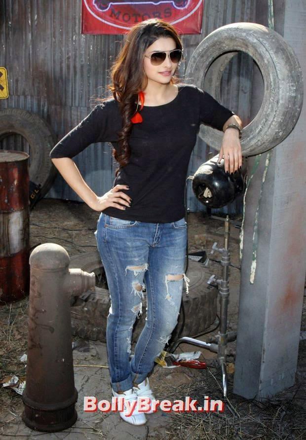 Prachi Desai In Jeans Hot Pics 3 Pics