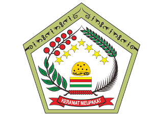 Logo Kabupaten aceh tengah Vector