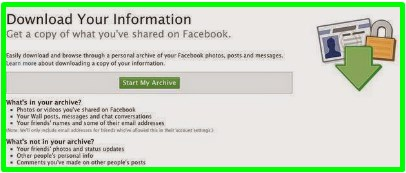 facebook messages free download for pc