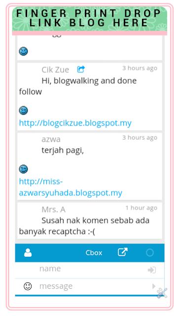 Susah nak komen sebab ada banyak recaptcha,tutorial kotak komen,tutorial cantikkan kotak komen,cara tarik pengunjung untuk komen,scroll list kotak komen