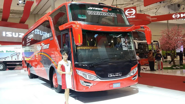 Spesifikasi Chasis ISUZU LT 134 Penantang RK