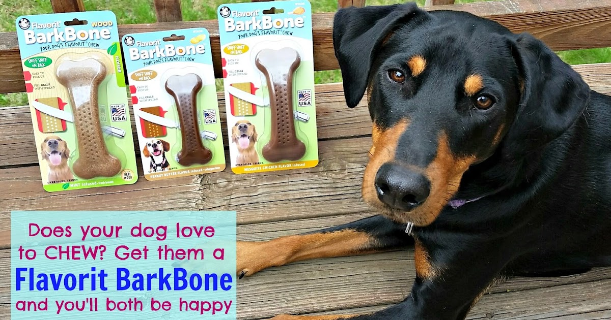 How To Make Your Own Dog Chew Bones