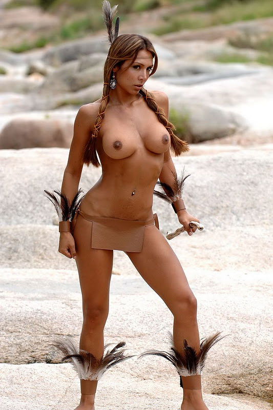 Naked hot native american girls