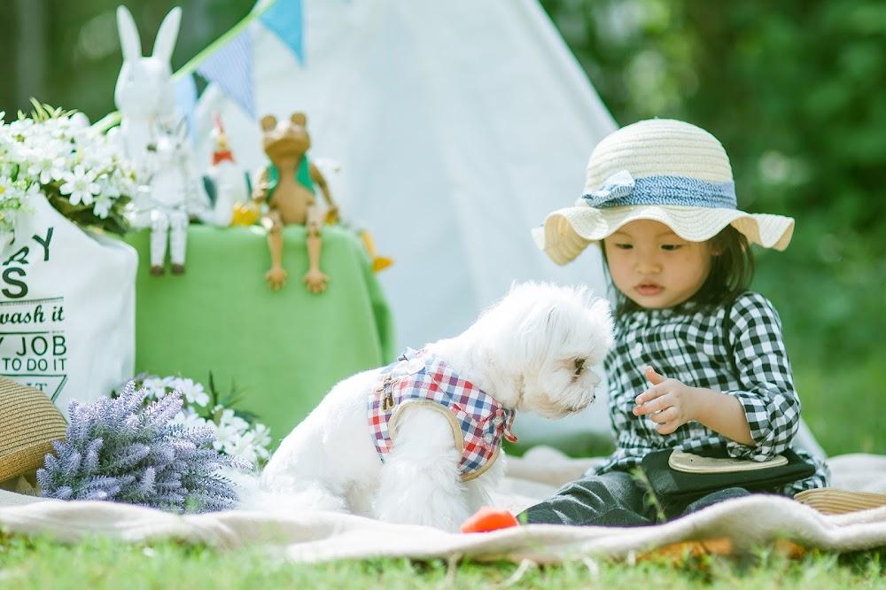 台北 全家福兒童攝影 戶外 寫真推薦拍照